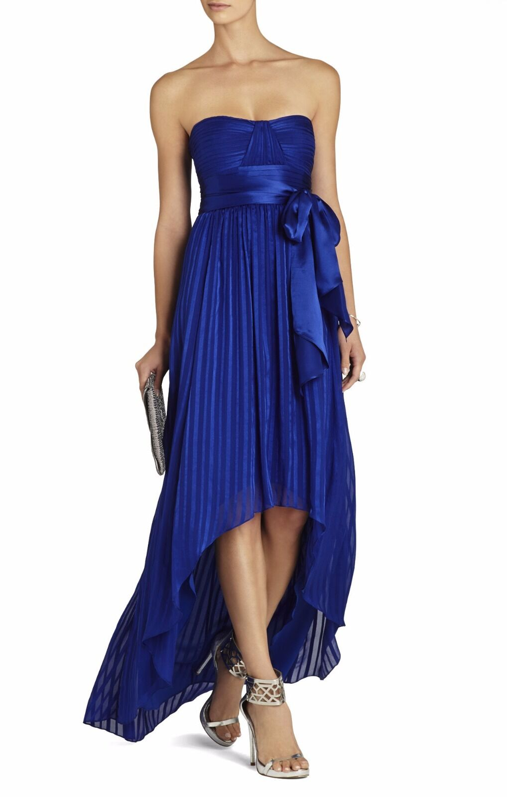Women's Royal bluee Dress BCBG Size 6 US, 8-10, M