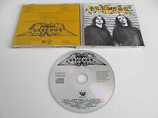 ALKEHOL s/t debut same CD 1992 MEGA RARE OOP ORIGINAL 1st PRESSING on MONITOR!!!