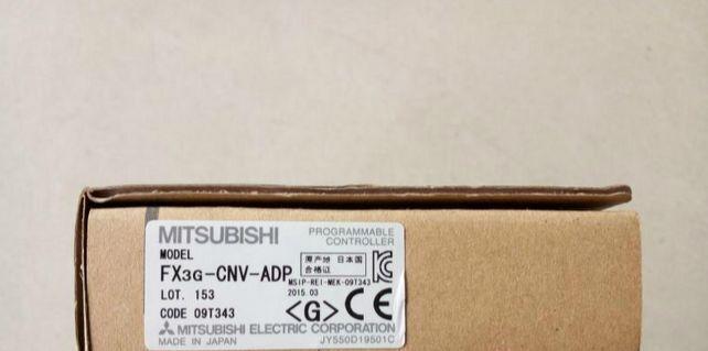 Fst  FX3G-CNV-ADP FX3GCNVADP New MITSUBISHI PLC New in box free shipping