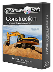 Construction-Building-DIY-Training-Manual-Book-Course-on-PC-CD-ROM