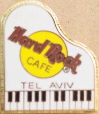 Hard Rock Cafe TEL AVIV 1997 White baby Grand PIANO PIN Mesh 3LC - HRC #9706