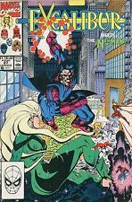 EXCALIBUR    # 27  - COMIC - 1990  -  9.2