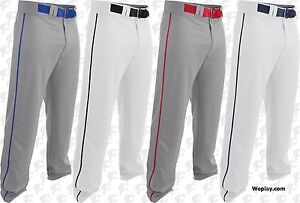 Easton Boys Rival Piped Pant