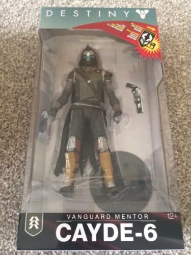 Destiny 2 Cayde Boxed New Macfarland Toys With Hell Spawn Emblem