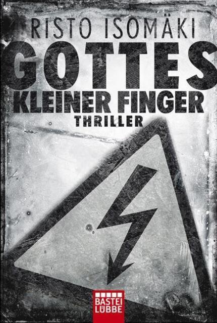 Gottes kleiner Finger von Risto Isomäki   THRILLER