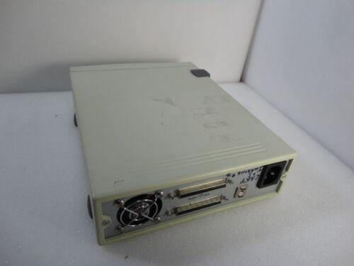 Sony DDS4 SCSI LVD 20//40GB External Tape Drive SDT-D11000 SDT-11000