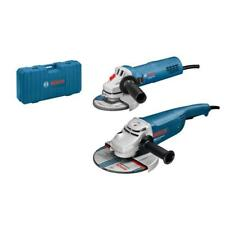 Bosch Winkelschleifer Set GWS 22-230 JH + GWS 880 Professional inkl. Koffer