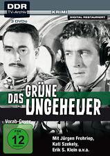 Das grüne Ungeheuer DFF/DDR Defa TV Archiv 2 DVD Set-Neu!