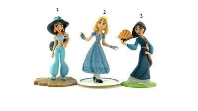 Lot de 6 figurines Alice au pays des merveilles NEUVES