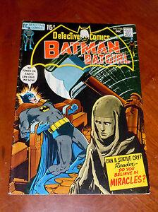 Detective-Comics-406-DC-1970-FINE-6-0-cond-Classic-NEAL-ADAMS-cover