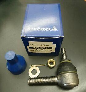 Lemforder Original Land Rover Discovery Tie Rod End Left Hand Thread