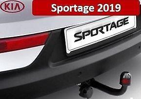 F1280ADE10 Genuine Kia Sportage 2018/> Fixed Tow Bar