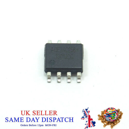 256KB Memory Chip ACE24C256 SO-8 2EC IC SOP AT24C256 Replace