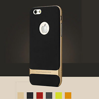 """Luxury Hybrid Bumper Case Cover Protector for Apple iPhone 6 4.7"""" 6 Plus 5.5"""""""