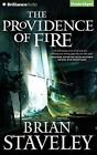 The Providence of Fire by Brian Staveley (CD-Audio, 2015)