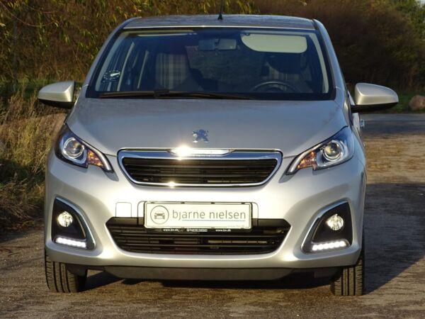 Peugeot 108 1,0 e-VTi 72 Allure+ - billede 2
