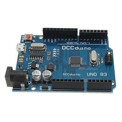 ATMEGA328P SCHEDA per ARDUINO R3 UNO OEM Controllore Scheda Board CLONE Modole