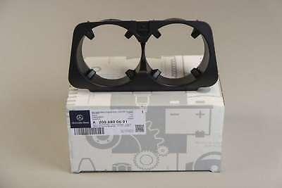 Genuine Interior Cup Holder Rear Console Mercedes X253 W205 W447 2056800691