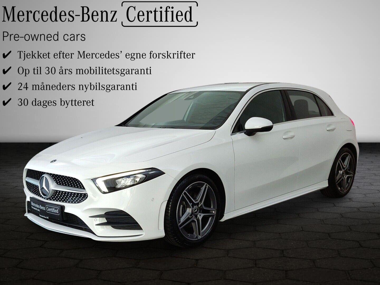 Mercedes A200 1,3 Advantage AMG aut. 5d - 364.900 kr.