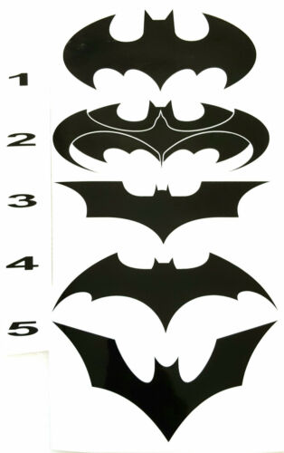 "BATMAN VINYL High Quality Decals Sticker LARGE 30/""W BUY 2 GET 1 FREE"