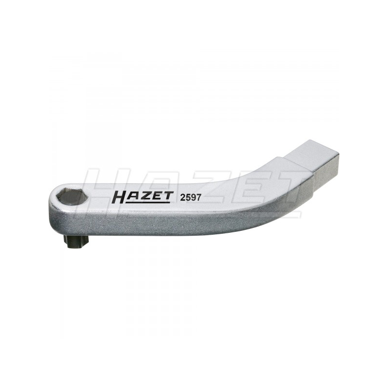 Hazet 2597 Bent bit holder for door hinge insert tools