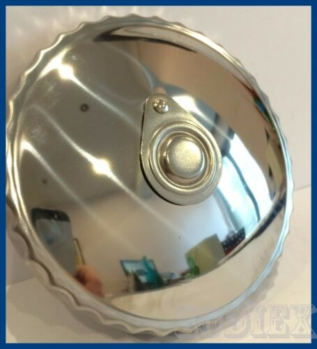 Locking Fuel Tank Cap STAINLESS STEEL For MAN Truck