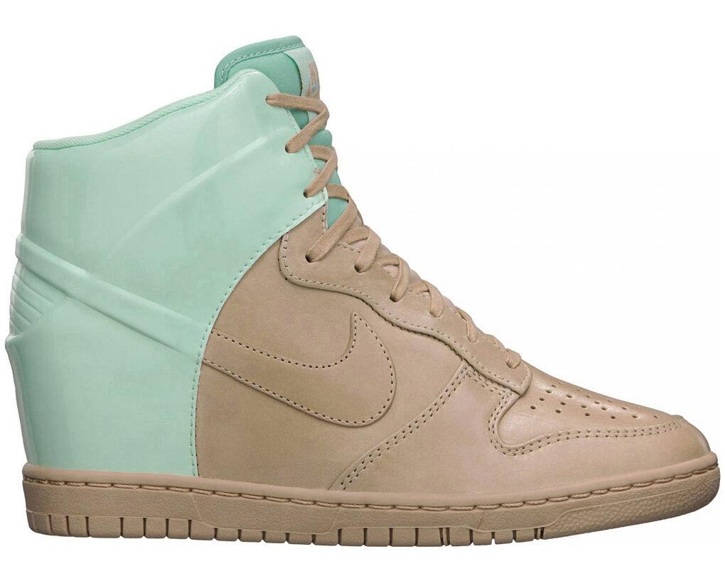 Nike Dunk Sky Hi QS VT QS Hi Vachetta/Arctic Verde Liberty 611908-201 Print 0be006