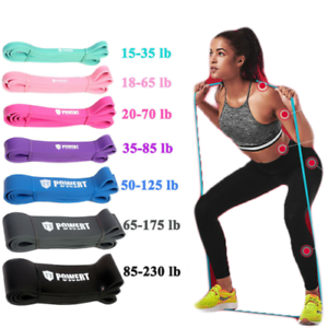Strong Resistance Bands Set//Single Loop for fitness Gym Exercise Pull up yoga