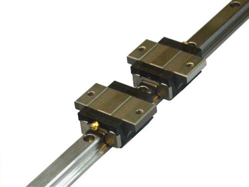 Kugelumlaufführung Linearführung Schiene + kurzer Wagen ARC20-FS-...