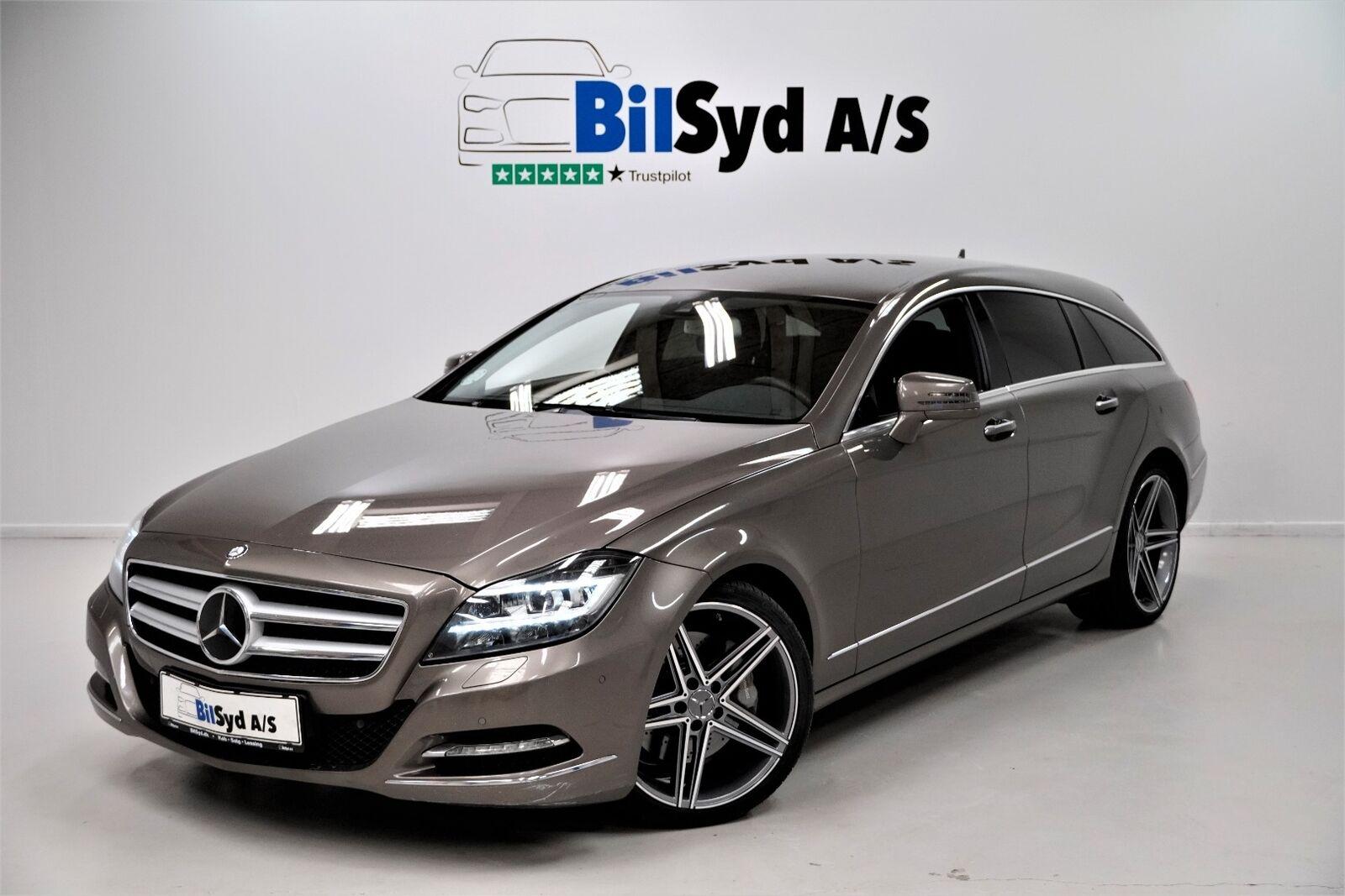Mercedes CLS350 3,0 CDi Shooting Brake aut. BE 5d - 369.980 kr.