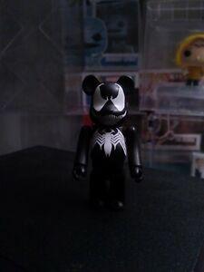 Medicom-Be-rbrick-Marvel-100-Black-Spider-Man-L-st-Venom-Bearbrick