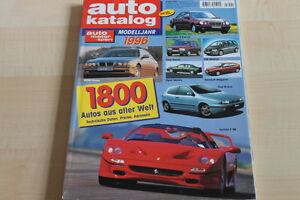PräZise 152086 1996 Hell In Farbe Ams Auto Motor Und Sport Autokatalog