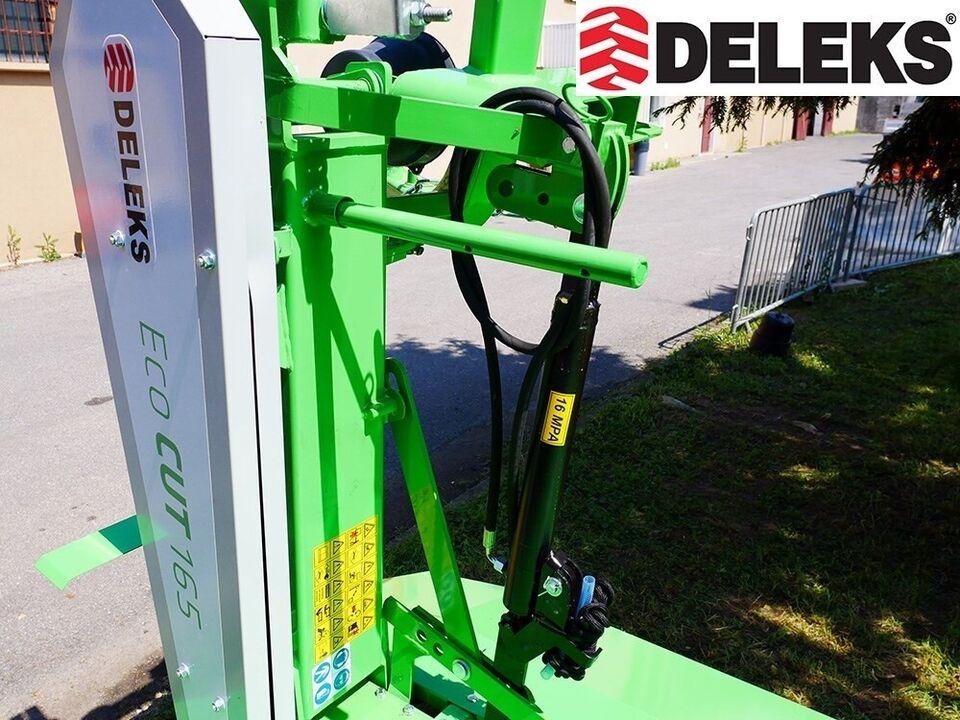 Rotorklipper, Deleks DFR-165 Rotorklipper for traktorer