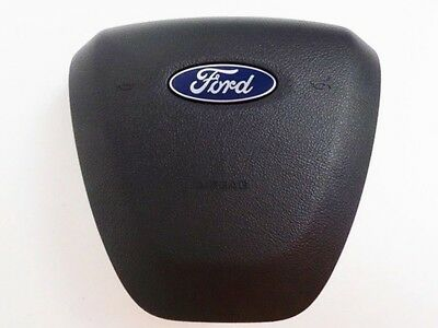 2011-2017 Ford Fiesta Left Driver Side Knee Airbag Black