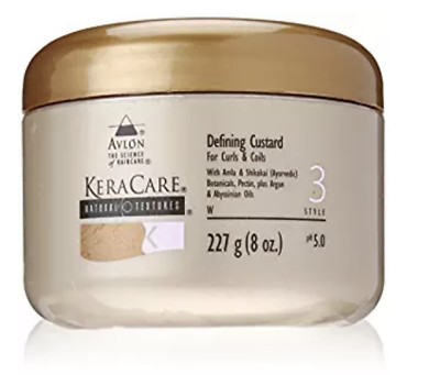 Avlon Keracare Natural Textures Defining Custard, 8 Ounce | eBay