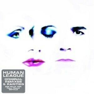 Human-LEAGUE-034-ORIGINALE-remixes-and-Rarities-034-CD-NUOVO