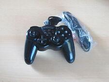 Controller für XBOX mit Vibration - Joypad Gamepad NEU schwarz