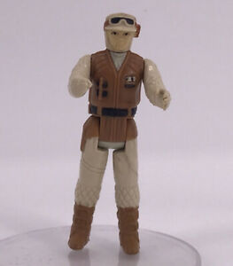 Vintage 1980 Kenner Star Wars Figures Near Complete ESB Luke Skywalker Hoth
