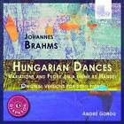Ungarische Tänze 1-10/Händel-Var. von Andr Gorog (2012)