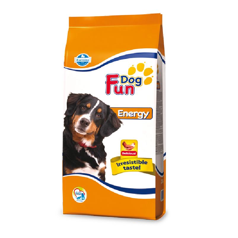Farmina Fun Hund Energy 20 kg Essen für Hunde