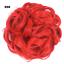 XXL-Scrunchie-Haargummi-Haarteil-Haarverdichtung-Hochsteckfrisur-Haar-Extension 縮圖 46