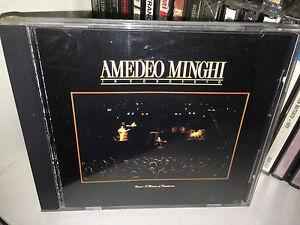 AMEDEO-MINGHI-IN-CONCERTO-RARO-CD-1-STAMPA-NO-BARCODE-1990-OTTIME-CONDIZIONI