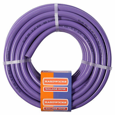NEW Hardwicks Sullage Unfitted Hose 20m