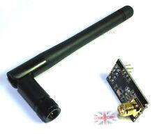 Arduino 2.4G NRF24L01+ Wireless Transceiver Module + SMA Antenna Microcontroll