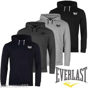 IndéPendant Sweat-shirt Everlast Homme À Capuche Sport Du S Au 4xl