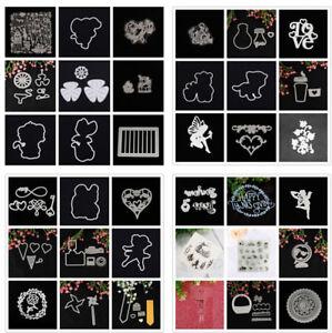 40-Styles-Cutting-Dies-DIY-Embossing-Paper-Card-Album-Diary-Stencil-Nice