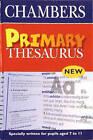 Chambers Primary Thesaurus by Chambers (Hardback, 2002)