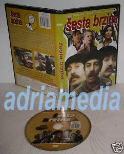 SESTA-BRZINA-DVD-Zdravko-Sotra-1981-Oliver-Dragojevic-Best-Film-Dusko-Komedija