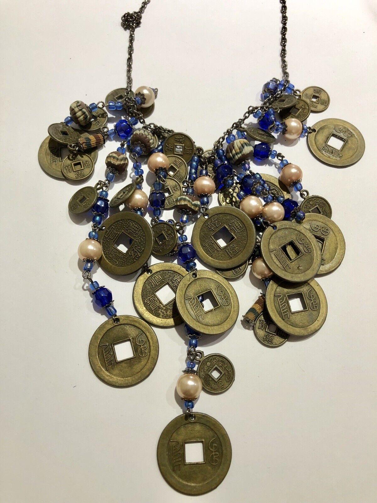 "18"" Necklace Feng Shui  - image 1"