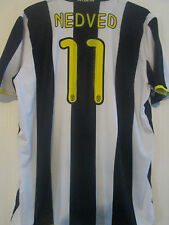 Juventus 2008-2009 Nedved 11 Home Football Shirt Size Extra Extra Large /40675
